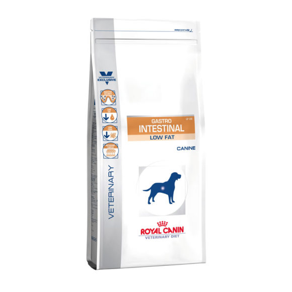 Royal Canin Vet Diet Canine Gastro Intestinal Low Fat 12kg 1