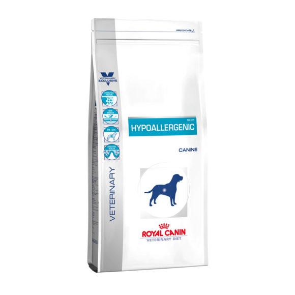 Royal Canin Vet Diet Canine Hypoallergenic 2kg 1