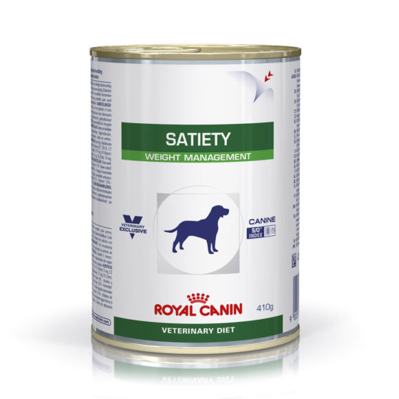 Royal Canin Vet Diet Canine Satiety Weight Management 420g x 12 Cans 1