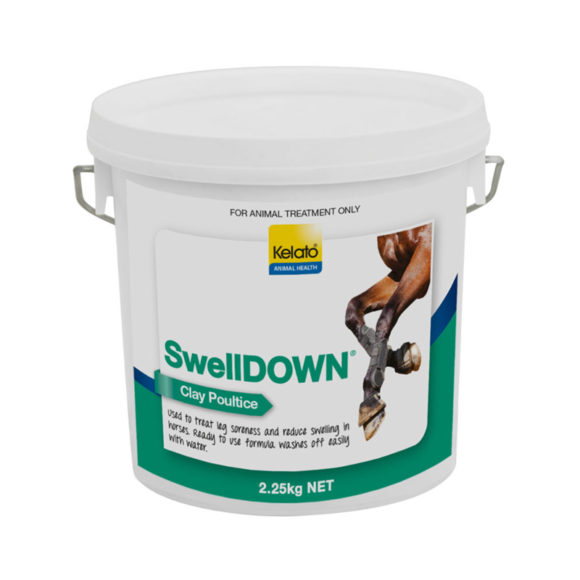 SwellDOWN Medicated Clay Poultice 2.25kg 1