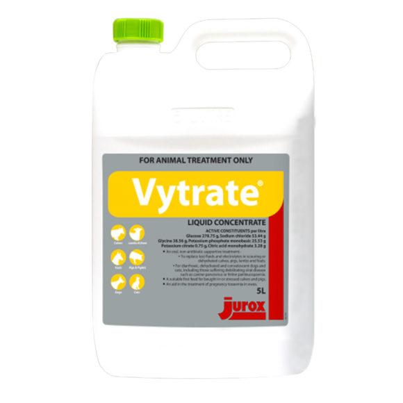 Vytrate Liquid Concentrate 5L 1