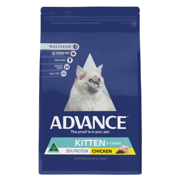 Advance Kitten PLUS Chicken 3kg 1