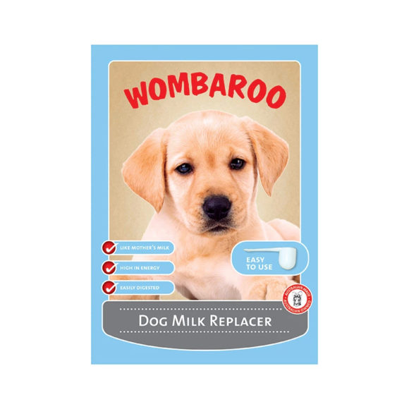 Wombaroo Dog Milk Replacer 1kg 1