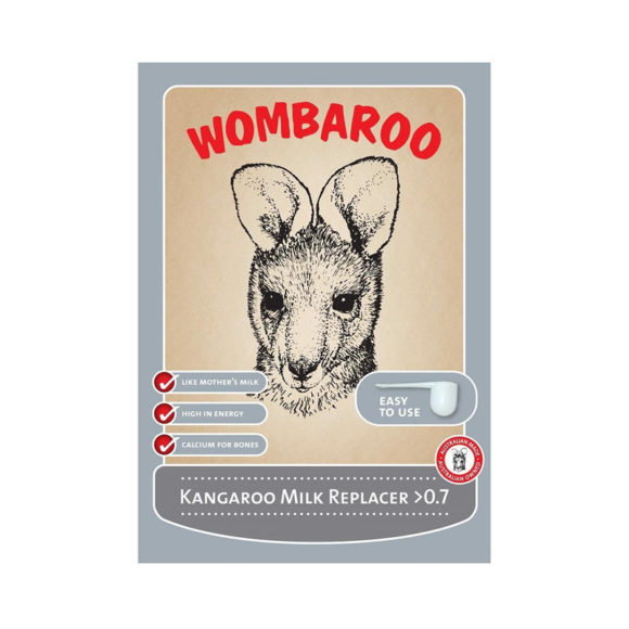 Wombaroo Formula One Low Lactose Milk Powder 1kg 1