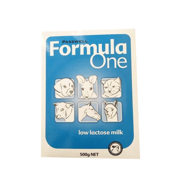 Wombaroo Formula One Low Lactose Milk Shake & Make Bottle 65g 1