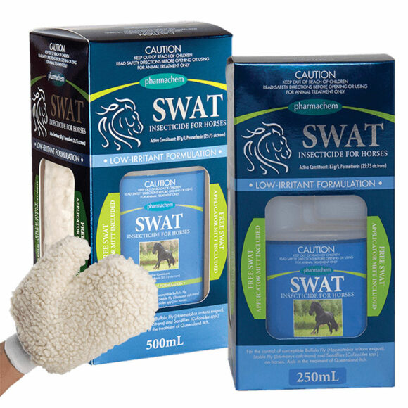 Swat Insecticide for Horses 250mL 1